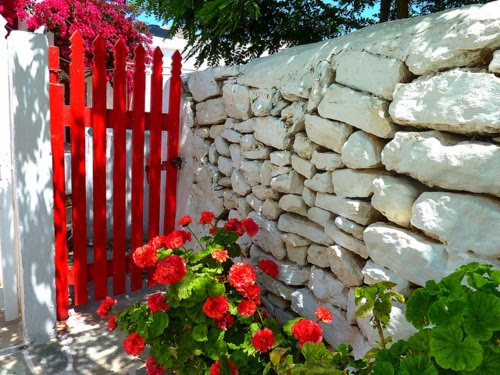 Red Gate, Cyclades, Greece