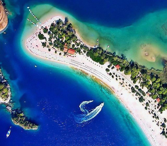 Oludeniz Lagon, Fethiye Turkey